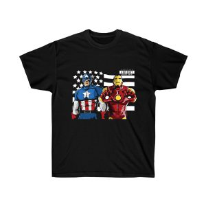 Civil War Junction Graphic T Shirt