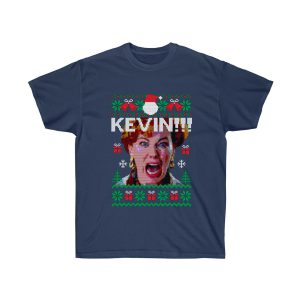 Kevin Christmas Ugly Graphic T Shirt