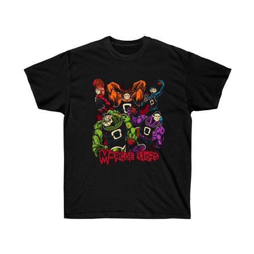 Morgue Stars Graphic T Shirt
