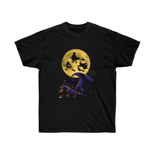 Nightmare Before Salem Graphic T Shirt