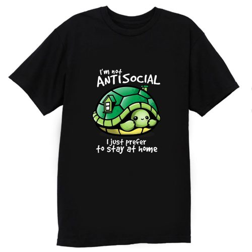 Anti Social Club Turtle T Shirt