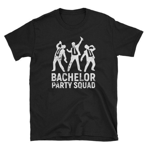 Bachelor Party Squad T Shirt