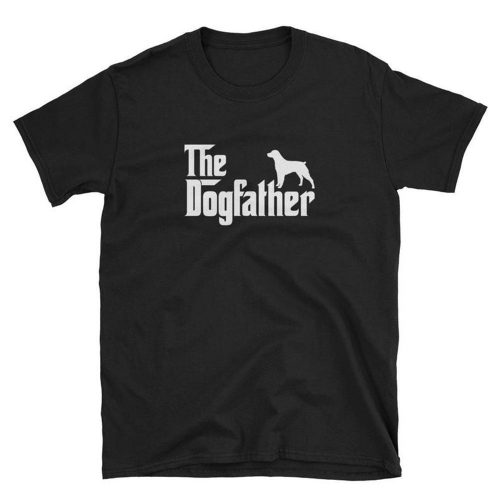 Brittany The Dogfather T Shirt