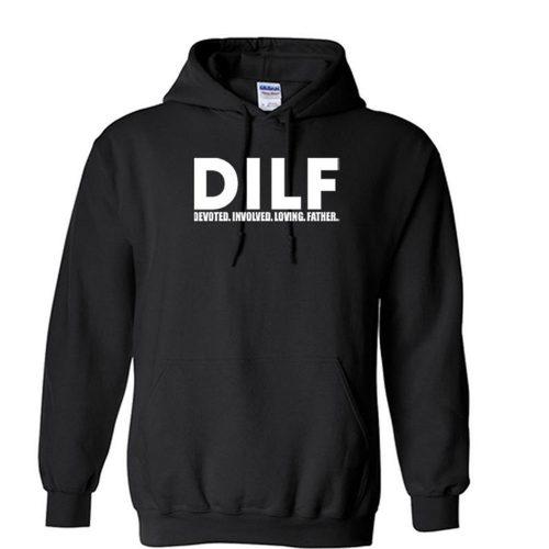 DILF Unisex Hoodie
