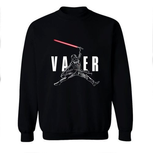 Darth Vader Air Jordan Sweatshirt
