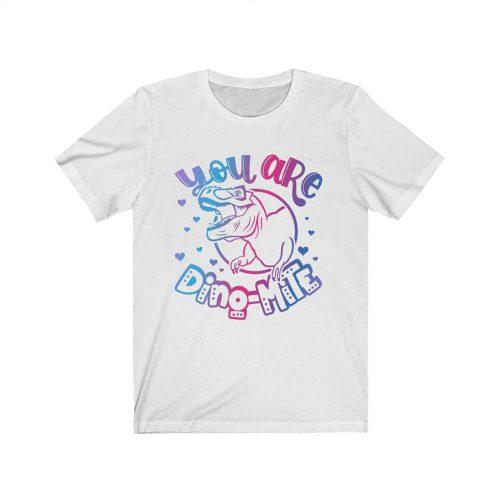 Dinomite tshirt