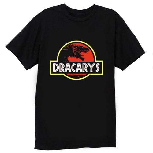 Dracarys Jurrasic T Shirt
