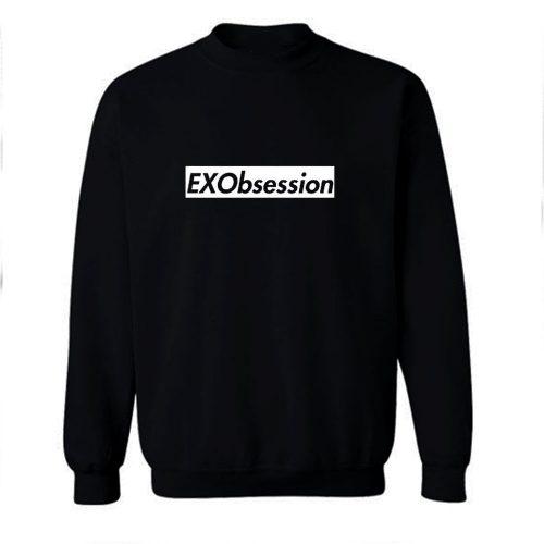 EXObsession Crew Sweatshirt