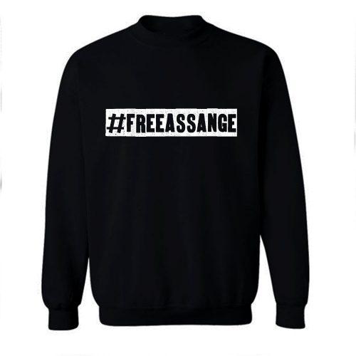 FreeAssange Sweatshirt