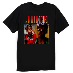 Juice World T Shirt Japanese Hiphop Rapper