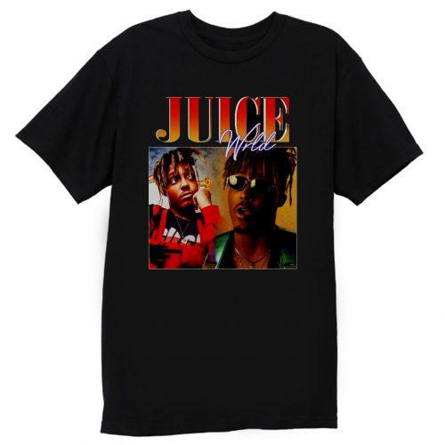 Juice World T Shirt Japanese Hiphop Rapper