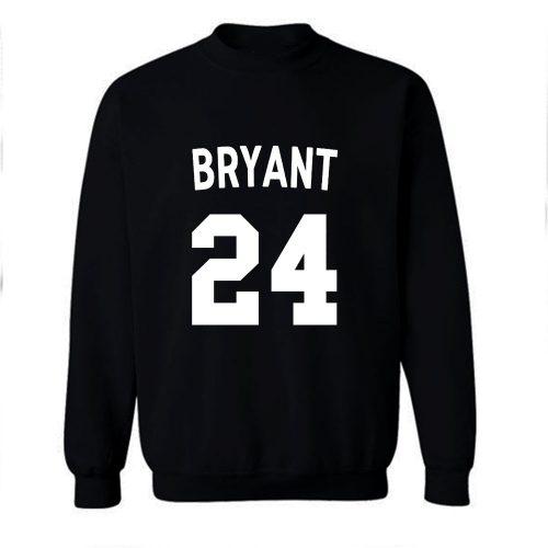 Kobe Bryan 24 Sweatshirt