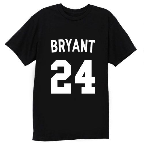 Kobe Bryan 24 T Shirt