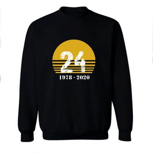 Kobe Bryan R I P memo Sweatshirt