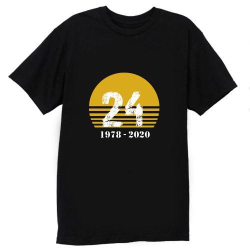 Kobe Bryan RIP memo T Shirt