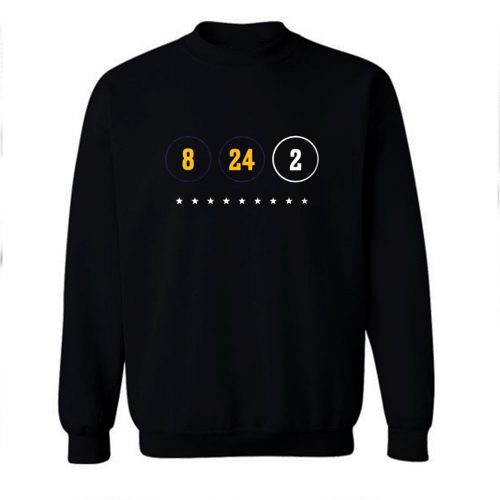 Kobe Gigi Tribute Sweatshirt