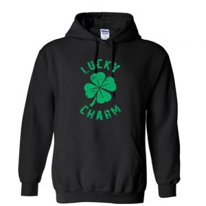 LUCKY CHARM GREEN Unisex Hoodie