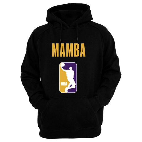 Mamba Logo Hoodie