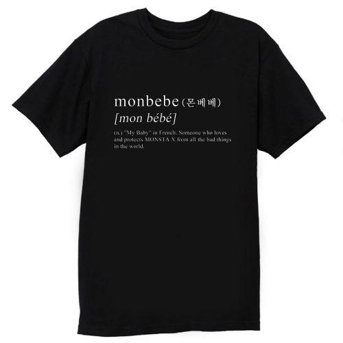Monbebe Definition T Shirt