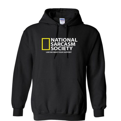 NATIONAL SARCASM DAY Unisex Hoodie