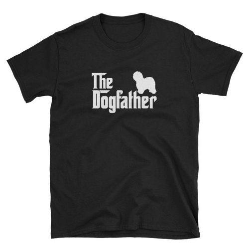 Pekingese Dogfather T Shirt