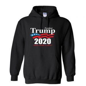 President Trump 2020 Keep America Great Unisex Hoodie