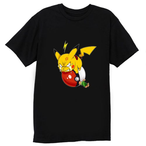 The Revange of Pikachu And Poor Ash T Shirt