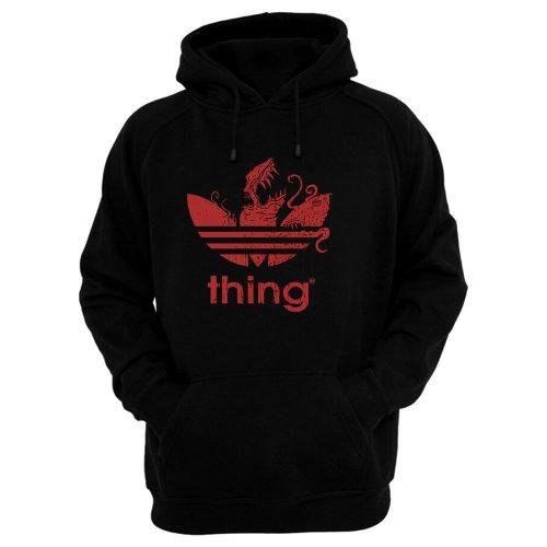 dracarys things Adidas Hoodie