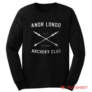 ANOR LONDO ARCHERY CLUB Long Sleeve