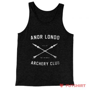 ANOR LONDO ARCHERY CLUB Tank Top