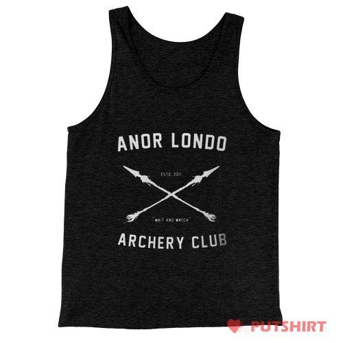 ANOR LONDO ARCHERY CLUB Tank Top