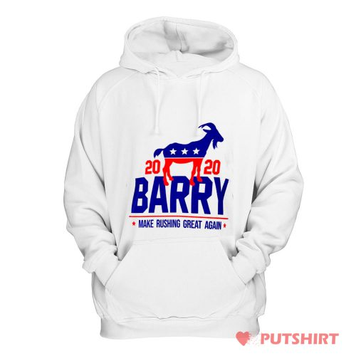 Barry Make Rushing Great Hoodie