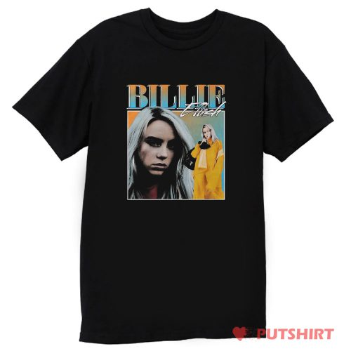 Billie Eilish Vintage T Shirt
