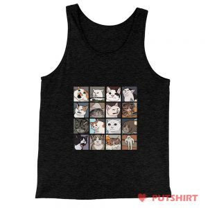 Cats Meme Tank Top