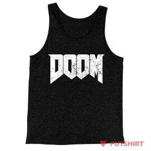 Doom Retro Tank Top