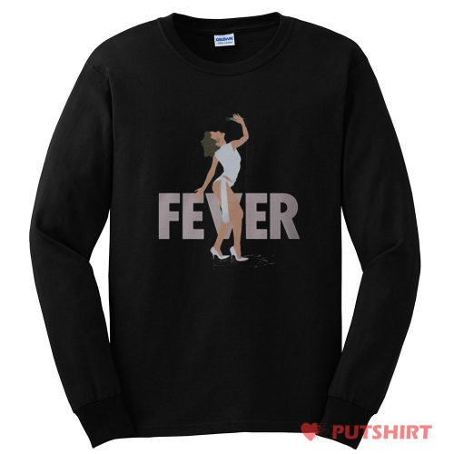 Fever Kylie Minogue Long Sleeve