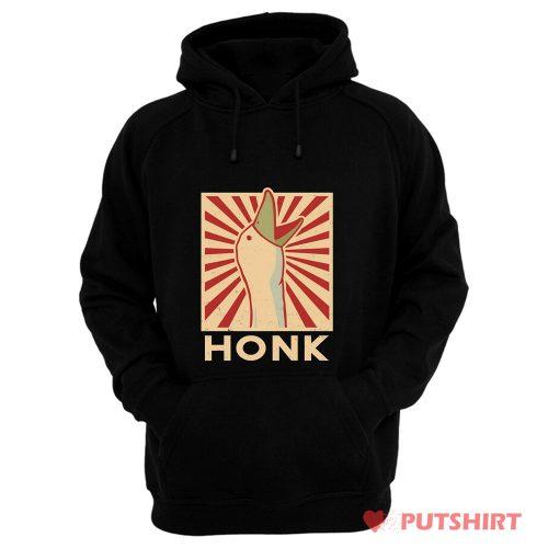 Honk Japan Logo Hoodie