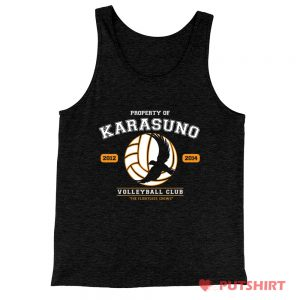 Karasuno Volleyball Team Tank Top