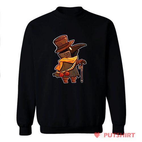 Plague Doctor Sweatshirt
