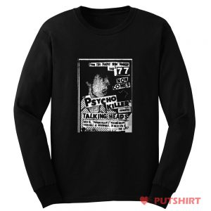 Psycho Killer 77 Long Sleeve
