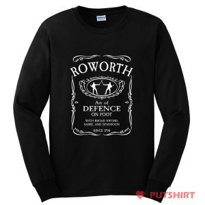 Roworth Art of Defence since 1798 Long Sleeve