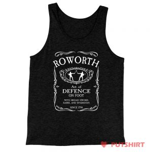 Roworth Art of Defence since 1798 Tank Top