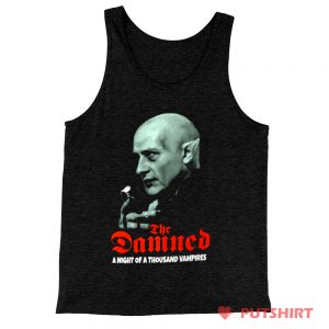 THE DAMNED Night of a Thousand Vampires Tank Top
