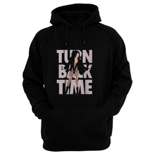 Turn Back Time Cher Classic Hoodie