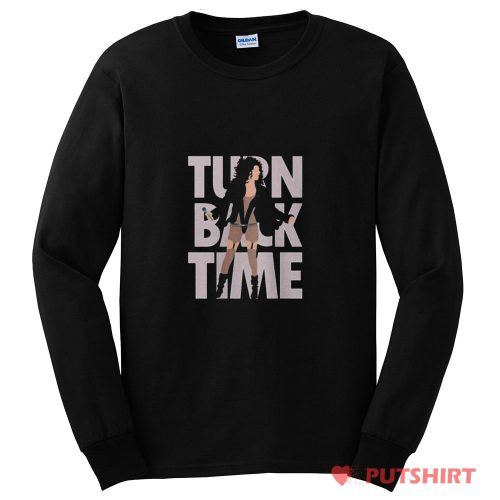 Turn Back Time Cher Classic Long Sleeve