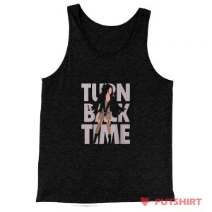 Turn Back Time Cher Classic Tank Top
