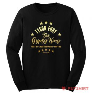 Tyson The Gypsy King Fury Long Sleeve