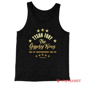 Tyson The Gypsy King Fury Tank Top