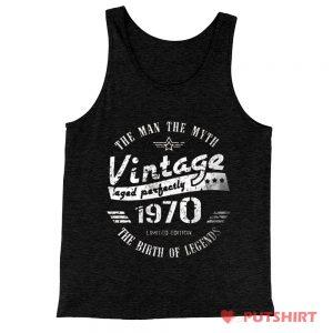 Vintage 1970 Tank Top