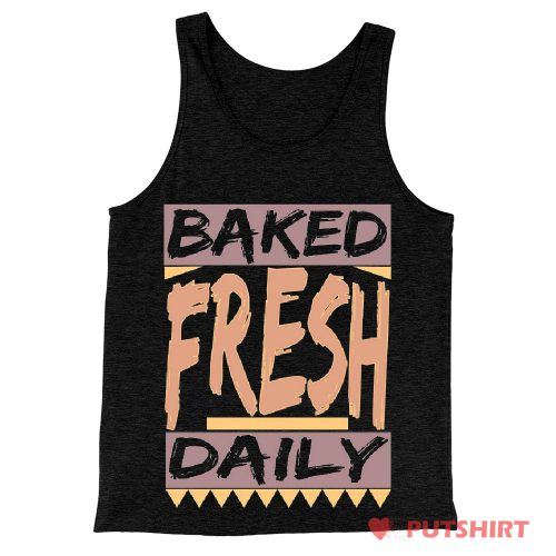 Baked Fresh Daily Tank Top